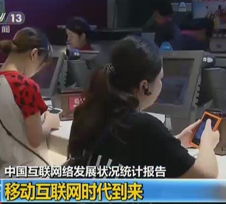 中国互联网络发展状况