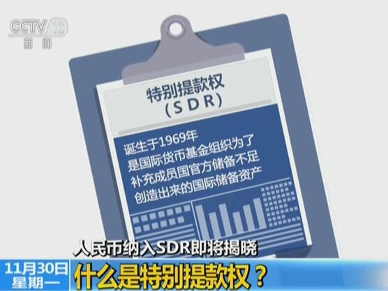 人民币纳入SDR即将