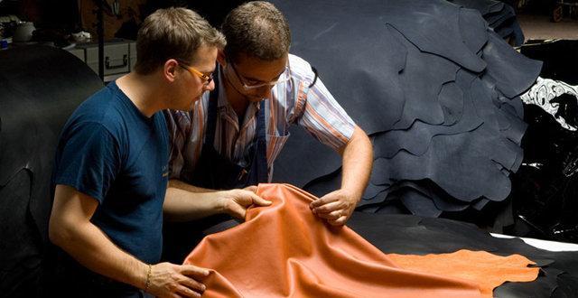 创新为皮革业转型插上翅膀