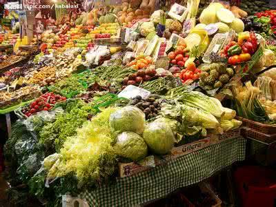 商务部:农产品价格创去年7月来最低水平