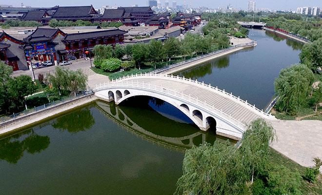 杨柳青青依旧,今朝景色更新——访千年古镇杨柳青