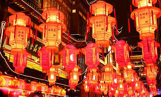 """今天才是中国传统""""情人节"""" 你计划赏灯约会吗?"""
