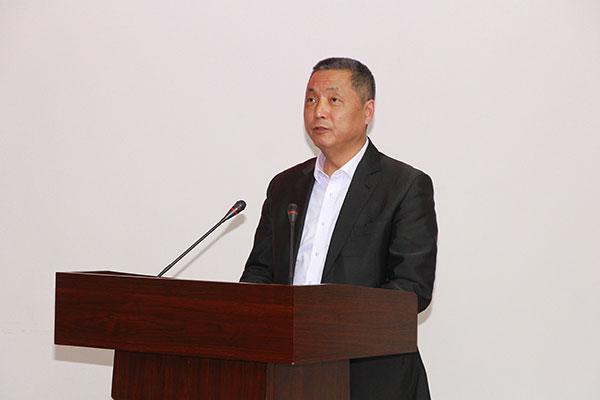 重庆市农业农村委副主任刘保国在丛书首发活动会上讲话