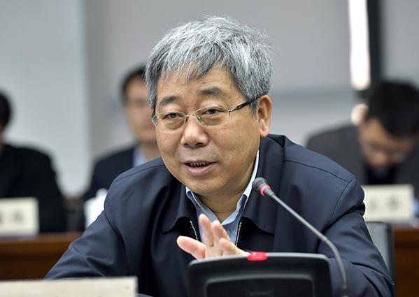 教育部部长陈宝生到中国矿业大学调研