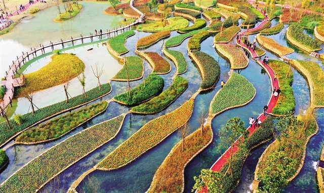 重庆万盛:绿色振兴推动资源型城市高质量转型发展