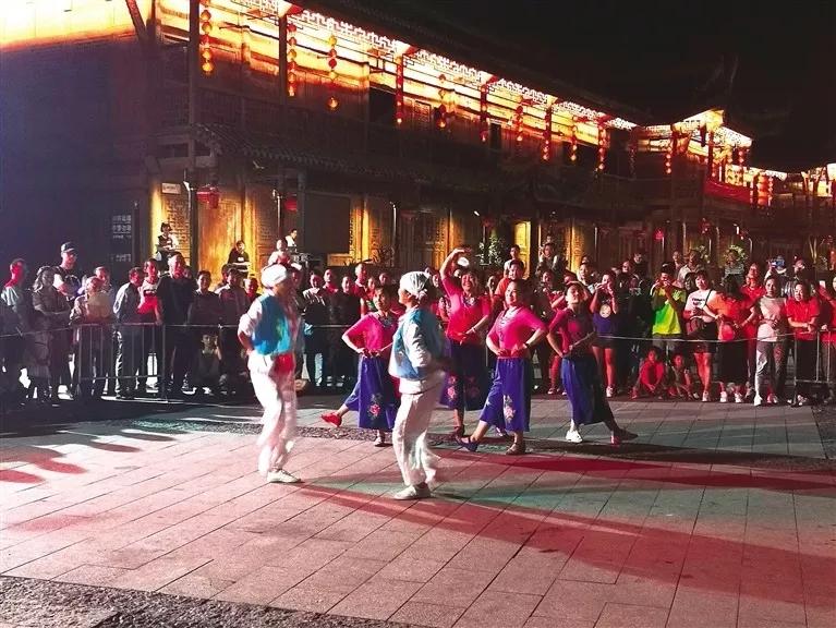 黔江景区民族文化氛围浓