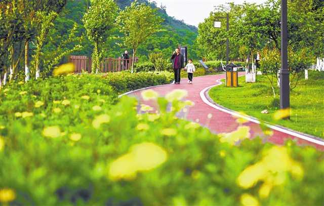 搬出青山 生活变样——重庆缙云山国家级自然保护区生态环境综合整治成效报道之三