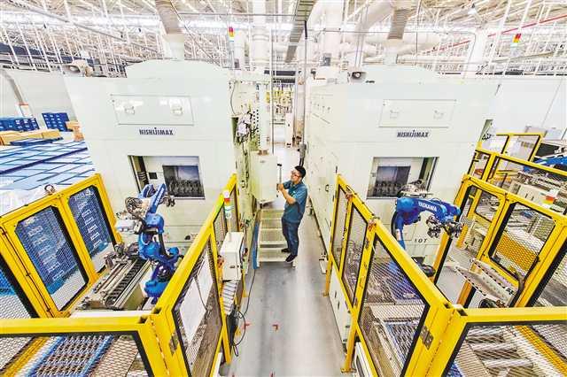 巴南:智能化改造助工业转型升级