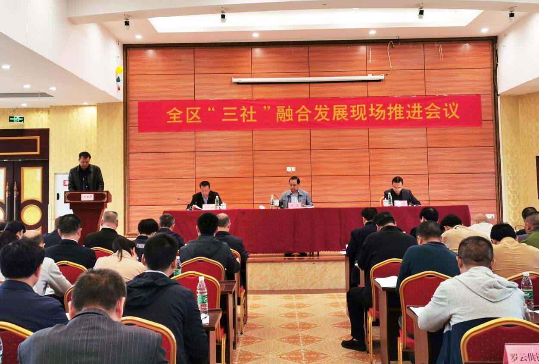 重庆涪陵:奋楫笃行促发展   为农服务创实效