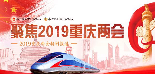 聚焦2019重庆两会